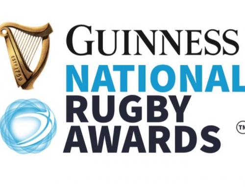 """Putting """"Guinness"""" into the Guinness National Rugby Awards"""
