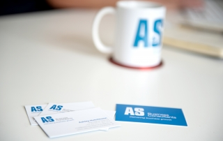 A&S Business Consultants Ashley Hutchinson