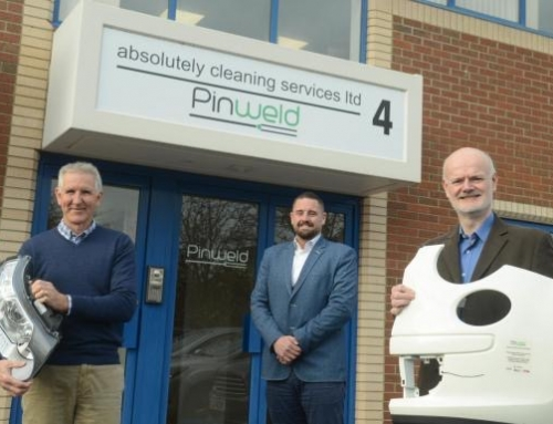 Pinweld receives Government grant IRO £500,000